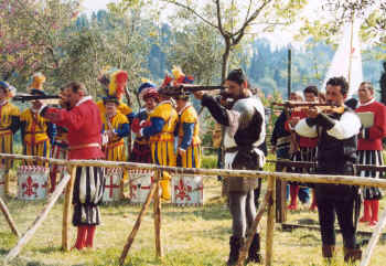 Festivals, fairs, sagre and feste in Tuscany